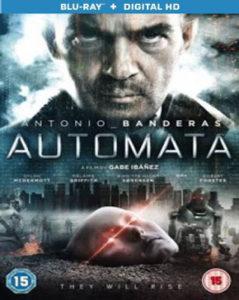 Automata HD 1080P Español Latino - 2014