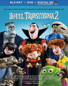 Hotel Transylvania 2 (2015) Full 1080P Latino ()