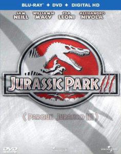 Jurassic Park 3 (2001) Full 1080P Latino - 2001