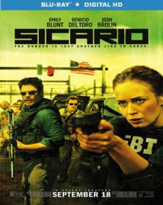 Sicario HD 1080P En Español Latino - 2015