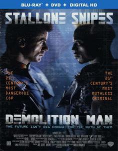 Demolition Man (1993) Full 1080P Latino ()