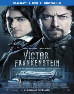 Victor Frankenstein HD 1080p Latino - 2015