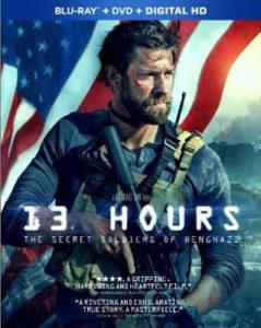 13 Horas: Los Soldados Secretos De Bengasi (2016) Full 1080P Latino - 2016