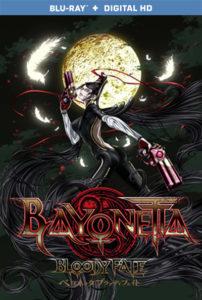 Bayonetta Bloody Fate 1080p HD Latino - 2013