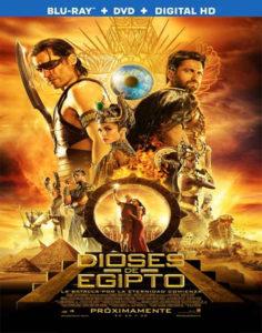 Dioses de Egipto (2016) HD 1080p Latino - 2016