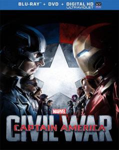 Capitán América: Civil War (2016) Full HD 1080p Latino - 2016
