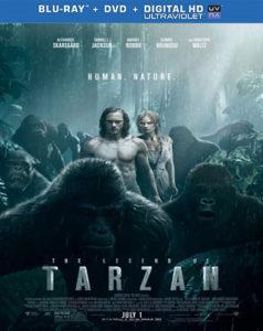 La Leyenda De Tarzán (2016) HD 1080p Latino [Mega] - 2016