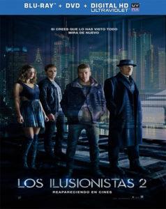 Los Ilusionistas 2 (2016) HD 1080p Latino - 2016