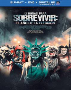 The Purge 3: El Año De La Elección (2016) Full 1080P Latino ()