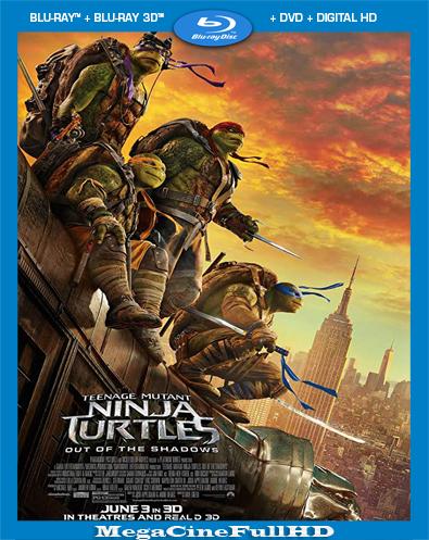 Tortugas Ninja 2 1080P Latino