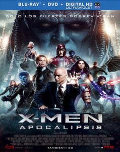 X-Men: Apocalipsis (2016) Full 1080P Latino ()