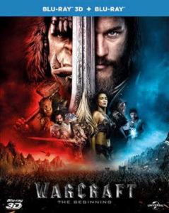 Warcraft El Primer Encuentro de dos Mundos (2016) HD 1080p Latino - 2016