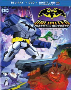 Batman Unlimited: Máquinas Vs. Monstruos (2016) HD 1080p Latino - 2016