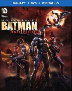 Batman: Bad Blood (2016) HD 1080p Latino - 2016