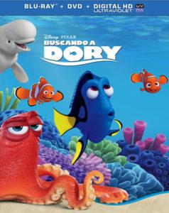 Buscando a Dory (2016) HD 1080p Latino - 2016
