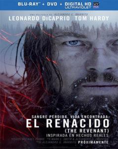 El Renacido (2015) HD 1080p Latino - 2015