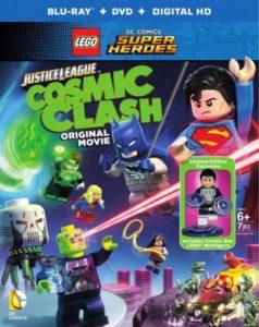 Lego DC Comics Super Heroes: Justice League Cosmic Clash 1080p Latino - 2016