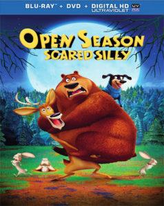 Open Season: Scared Silly (2016) Full 1080P Latino - 2016