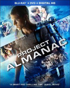 Project Almanac (2014) 1080p Latino - 2014