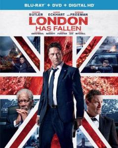 Londres Bajo Fuego (2016) Full HD 1080P Latino - 2016