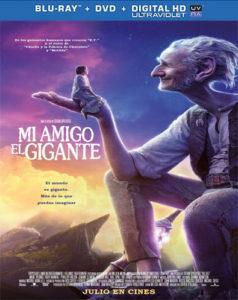 Mi Amigo el Gigante (2016) HD 1080p Latino - 2016