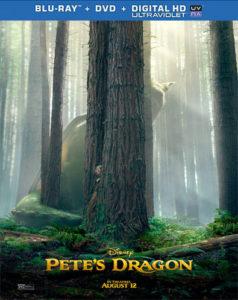 Peter y el dragón (2016) HD 1080p Latino - 2016