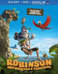 Robinson, Una Aventura Tropical (2016) HD 1080p Latino - 2016