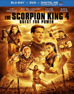 The Scorpion King: The Lost Throne 1080p HD Latino - 2015