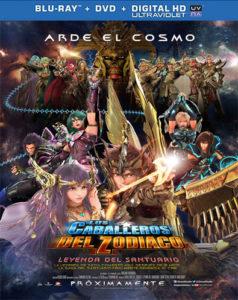 Caballeros del Zodiaco La leyenda del Santuario 1080p Latino - 2014