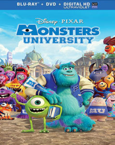 Monsters University 1080p HD Latino - 2013
