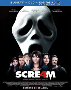 Scream 4 HD 1080p Español Latino - 2011