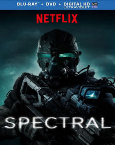 Spectral (2016) HD 1080P Latino - 2016