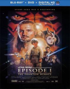 Star Wars: Episodio I – La Amenaza Fantasma (1999) Full HD 1080P Latino ()