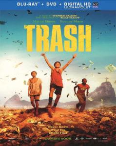 Trash, Ladrones de Esperanza (2014) HD 1080p Latino - 2014