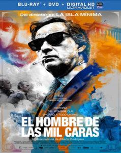 El Hombre de las Mil Caras (2016) HD 1080p Español Castellano - 2016