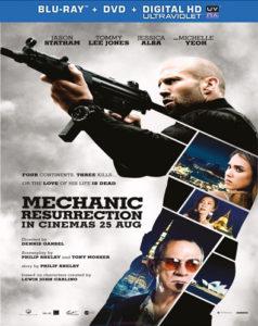 El Mecánico: Resurrección (2016) Full 1080P Latino - 2016