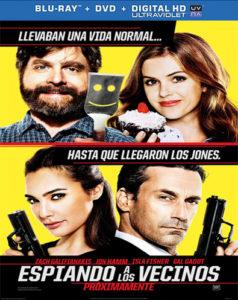 Espiando A Los Vecinos (2016) Full 1080P Latino - 2016