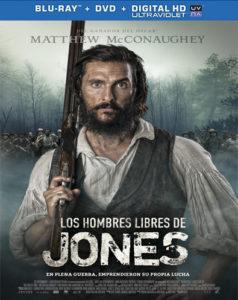 Los hombres libres de Jones (2016) HD 1080p Latino - 2016