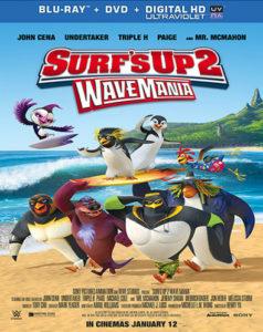 Surf's Up 2: WaveMania (2017) HD 1080p Español Latino - 2017