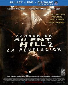 Terror en Silent Hill 2 La revelación (2012) HD 1080p Español Latino - 2012