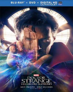Doctor Strange: Hechicero Supremo (2016) Full HD 1080P Latino - 2016