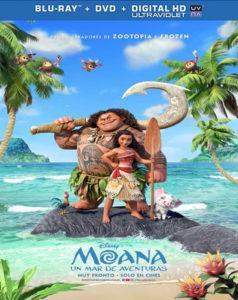 Moana Un Mar de Aventuras (2016) HD 1080p Latino ()