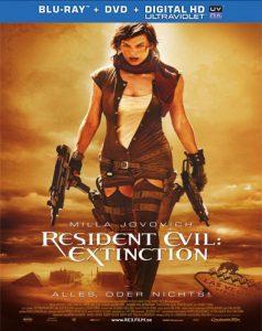 Resident Evil 3: Extinción (2007) Full HD 1080P Latino - 2007