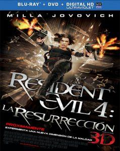 Resident Evil 4: La Resurrección (2010) Full HD 1080P Latino - 2010