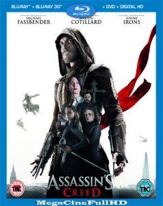 Assassins Creed (2016) Full HD 1080P Latino - 2016