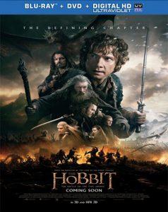 El Hobbit: La Batalla De Los Cinco Ejércitos (2014) Full 1080P Latino - 2014
