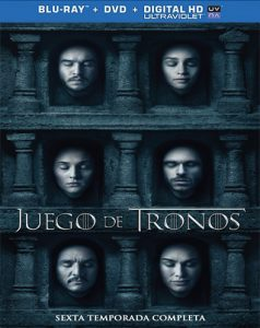 Game Of Thrones Temporada 6 Sin Censura Full HD 1080P Latino - 2016
