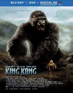 King Kong (2005) Extended Full 1080P Latino - 2005