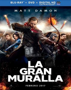 La Gran Muralla (2016) Full HD 1080p Latino ()