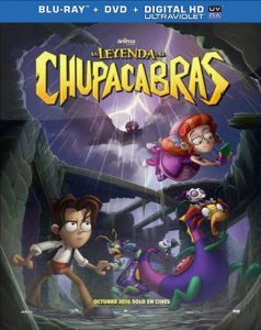 La Leyenda del Chupacabras (2016) Full HD 1080p Latino - 2016